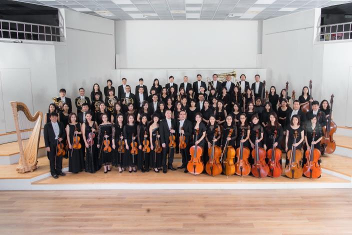 臺北市立交響樂團
