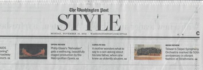 The Washington Post 1