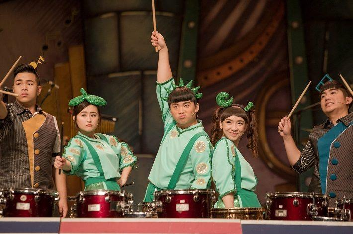 8/4-8/5《2018 Baby Beans Children's Concert – Let's Party!》Ju Percussion Group 2