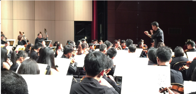 2018/2/24    Taipei Century Symphony Orchestra Fiftieth Anniversary Concert