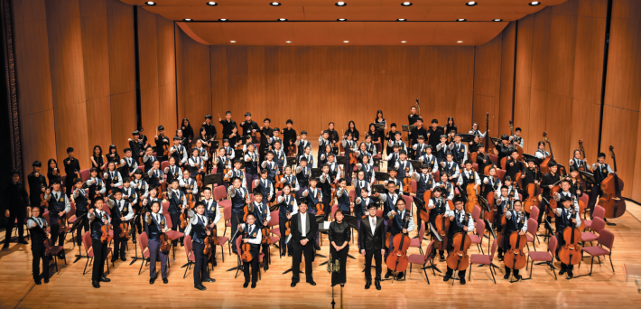 2018/5/21  2018 Da-An Junior High School String Orchestra Annual Concert