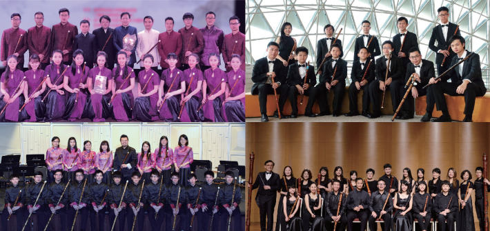 """2018/7/20 """"Harmony,"""" a Concert for Bamboo and Wood Flutes"""