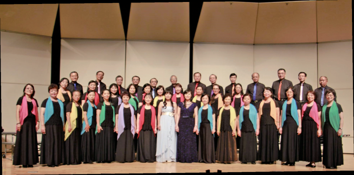2018/11/9  Chorus Enthusiasts Won't Get Old