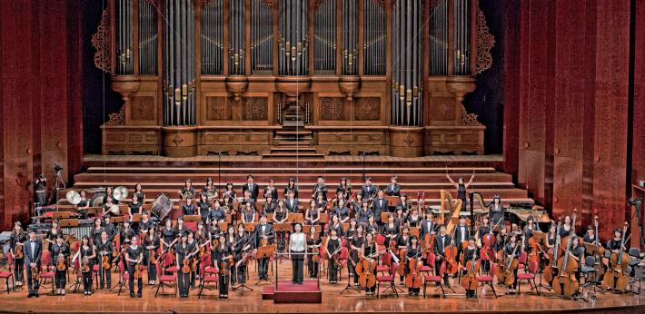 2018/11/10  2018 NTNU Smphony Orchestra