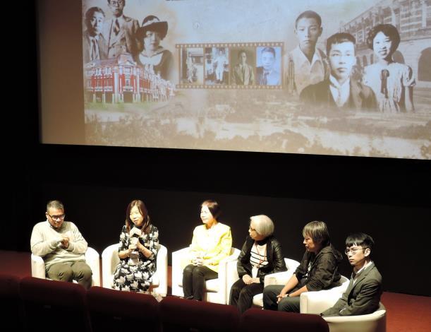 台北我城紀錄片首映會座談一景(jpg)