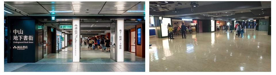 Zhongshan Metro Mall(Zhongshan-Jazz Square)