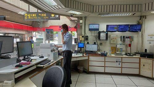 C1100604001-站務員陳良輝