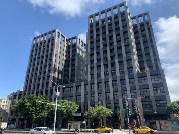 大龍新城建築物