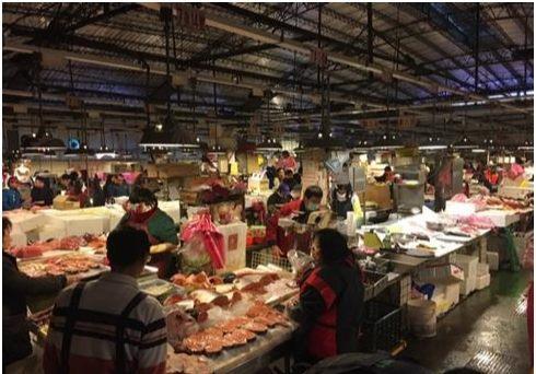 魚市零批場交易情形