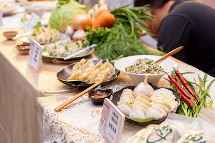 2021臺北傳統市場節參賽水餃