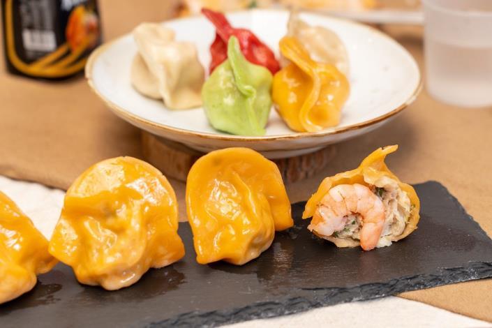 士東市場-鮮蝦水餃