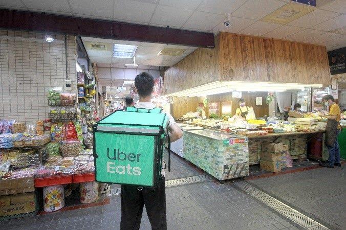 市場與Uber Eats合作3