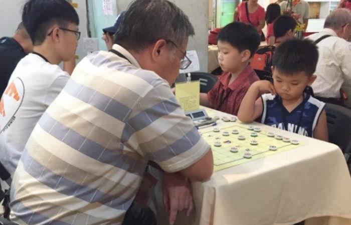 106.09.23龍山寺地下街象棋大賽