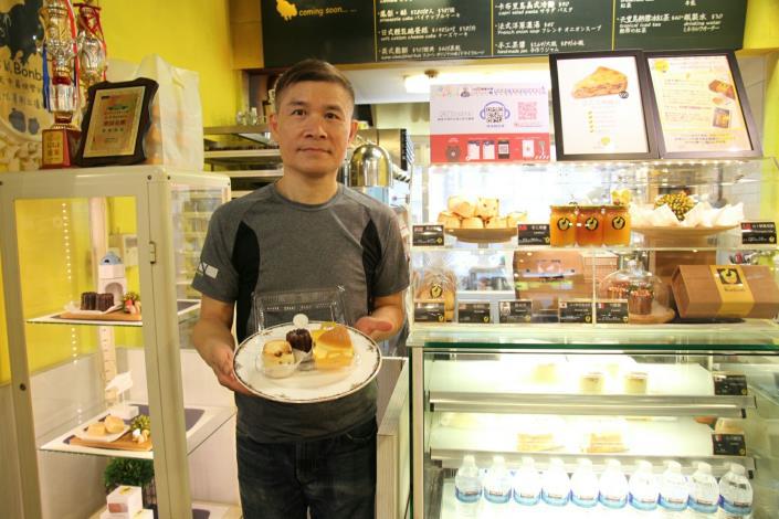 華山市場人氣美食_松鼠Bonbon甜點專賣店[開啟新連結]