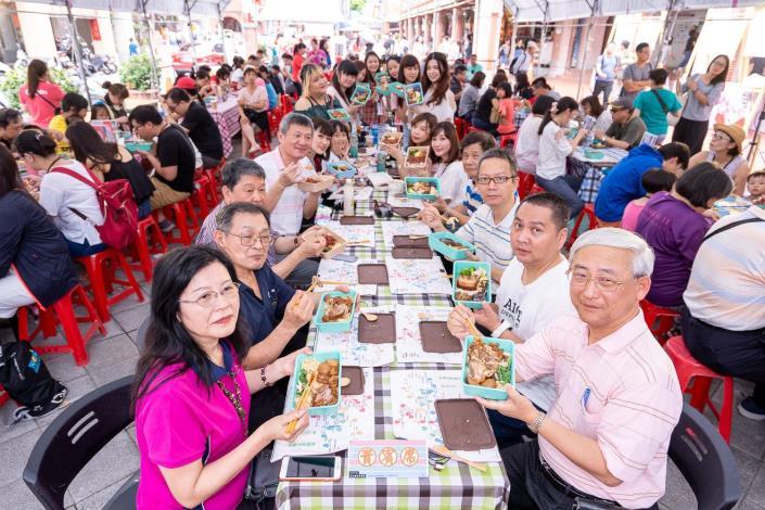 1080629-2019臺北傳統市場節「迺市場,呷便當」小主場活動