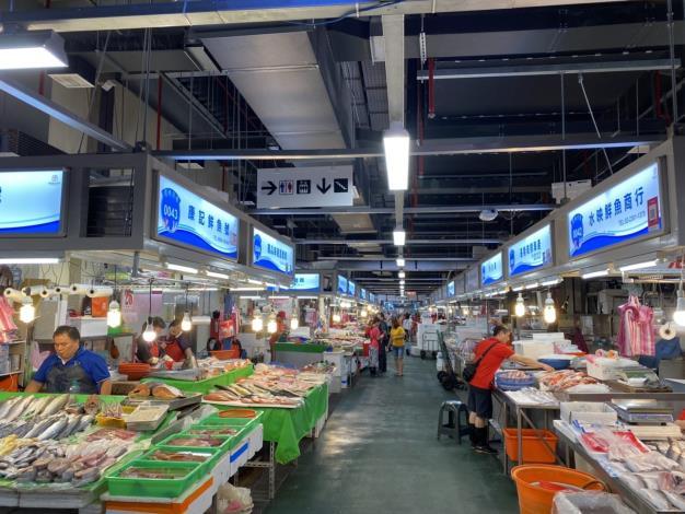 環南市場內部環境2