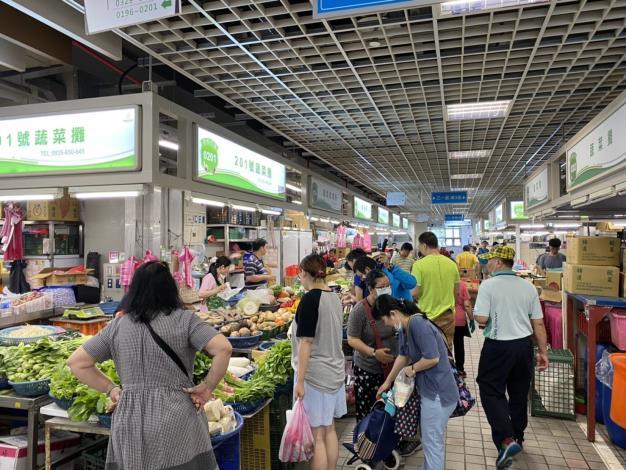 環南市場內部環境5