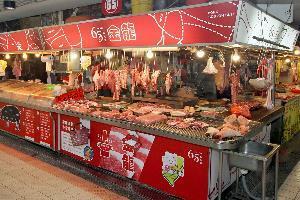 興隆市場.金龍豬肉