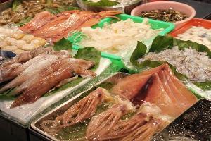 士東市場.阿美海鮮
