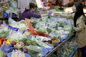 士東市場.天天開心蔬菜