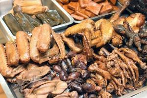 華山市場‧阿嬌傳統滷味
