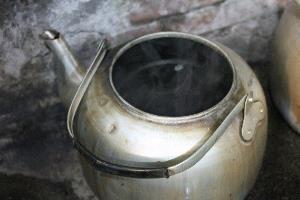 北投市場.298號許記紅茶攤