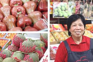 安東市場.瑞安水果行