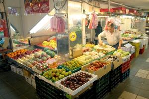 木新市場.114號水果攤