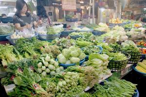 木新市場.88號蔬菜攤