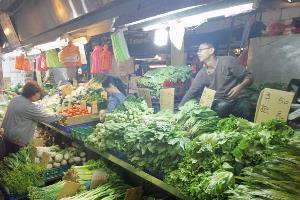 木新市場.107號蔬菜攤