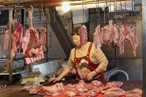 士林市場.協發肉舖