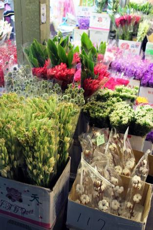台北花市-芫綠花卉 (10)