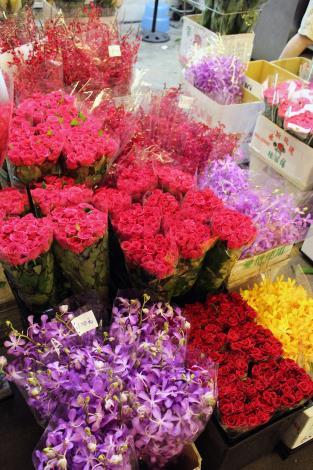 台北花市-芫綠花卉 (5)
