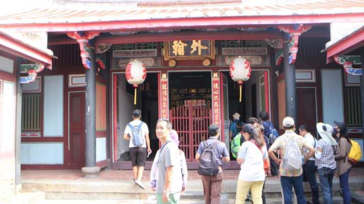 11月7日再現四十四坎風華,街區導覽找尋大龍峒回憶