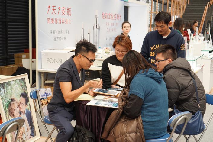 2018臺北結婚購物節記者會暨活動照片