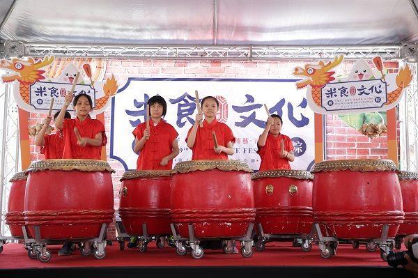 6月9日大橋頭台北米食文化節開幕記者會