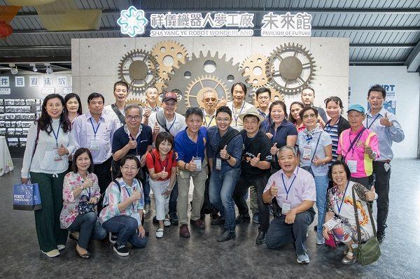 0726 「107年度第一次臺北市商圈跨縣市交流觀摩」精選照片