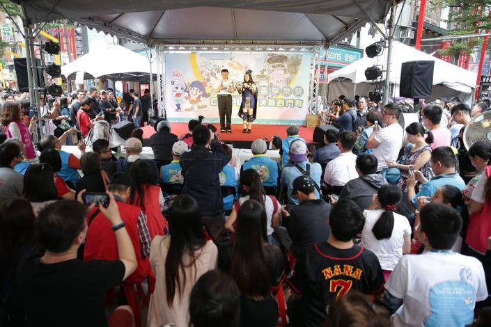 0929 台北市西門徒步區發展促進會『友善享樂祭』Cosplay決戰西門町 活動精選照片