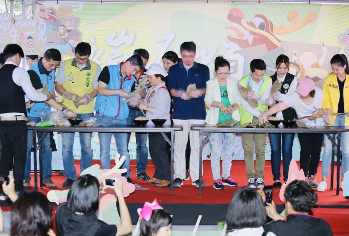0602第20屆台北米食文化節-「端午FUN一夏」活動精選照片
