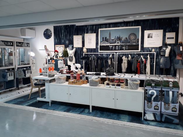 台北好時尚設計師進駐T Fashion時尚實驗基地1