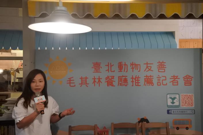 康寧動物醫院杜青蓉獸醫師講解寵物飲食應注意事項