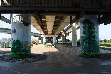 圖3.讓華江雁鴨自然公園有良好的公共空間