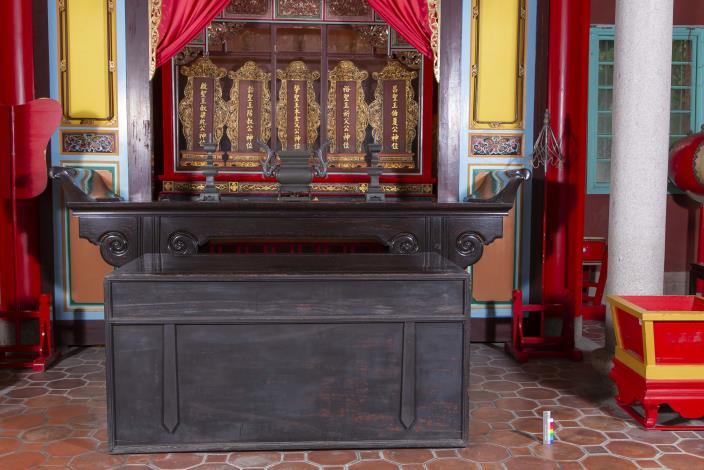 編號11. 崇聖祠主桌香案桌