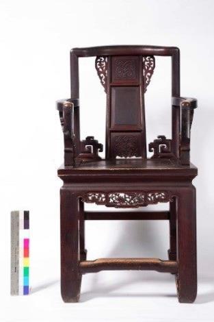 編號6. 太師椅