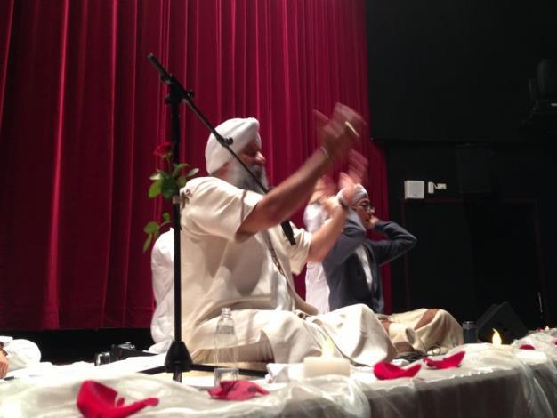 Guru Ram Das 昆達里瑜珈世界巡迴台北一日課程