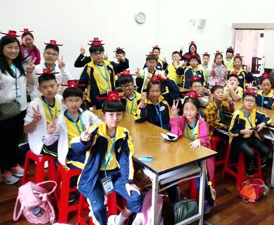 香港小學師生