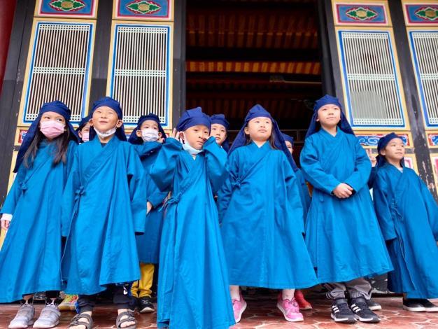 漢風文化節-小小儒生