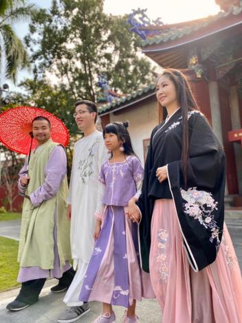 漢風文化節 -漢服體驗