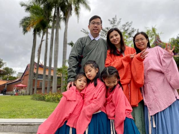 漢風文化節-漢服體驗
