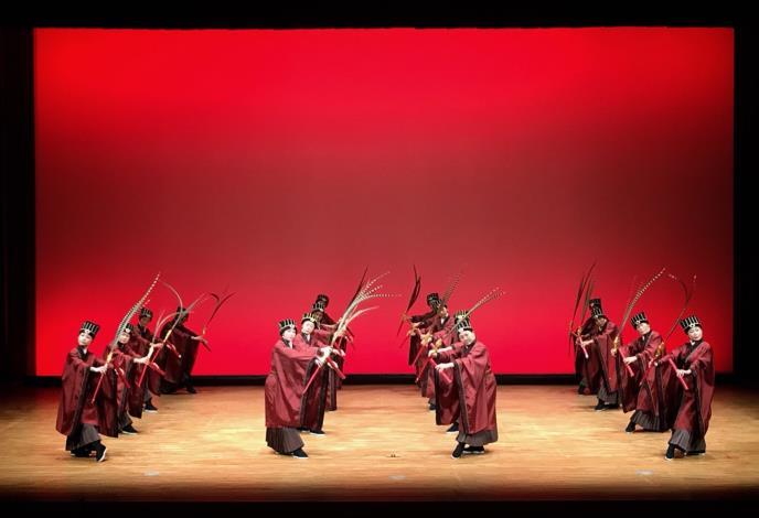 國際交流展現儒家傳統祭儀[開啟新連結]